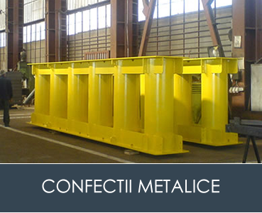 confectii metalice